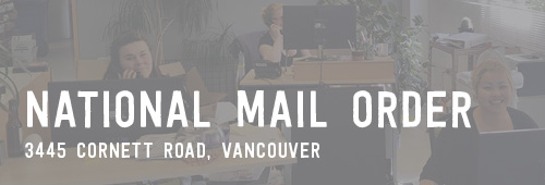 National Mail Order