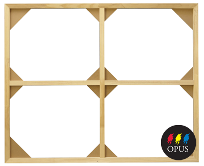 Opus Custom Surfaces Strainer Frame