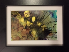 Workshop: Playing with Alcohol Inks