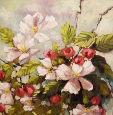 Alla Prima Floral Paintings