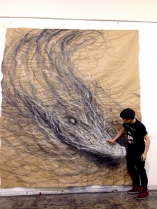 Drawing Fearlessly with Charcoal