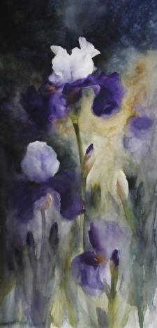 Loose and Lively Flowers in Watercolour
