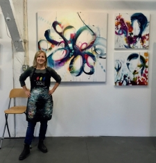 Artist Talk: Freeing Yourself From the End Result