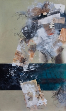 More Than Words: Using Text in Collage and Mixed Media