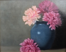 The Art of Still Life with Non-Toxic Oils