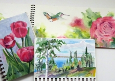 The Artist's Journal - Turn Inspirations & Special Moments into Treasures