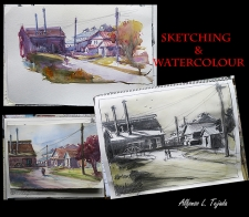 From the Sketch to the Easel – A True Plein Air Approach