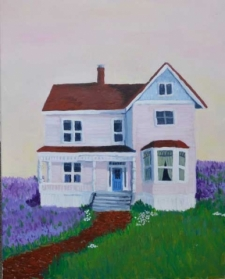 The Art of Home: Painting Portraits of Houses