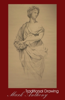 Traditional Drawing - Sculpting on Paper - A Traditional Approach to Rendering Light, Form and Value Based on the Antique