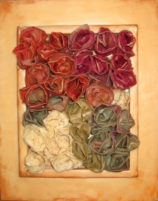 Encaustic Painting: Mixed Media Collage and Monoprinting