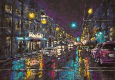 Impressionistic Painting with Pastels