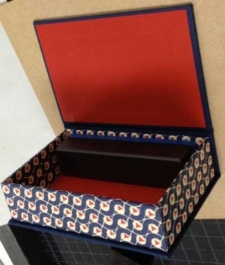 Workshop: Making Boxes with a Hinged Lid