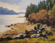 Mastering Perspective in Your Landscape Painting