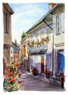 """Want to Paint in France? """"Allons-y"""""""