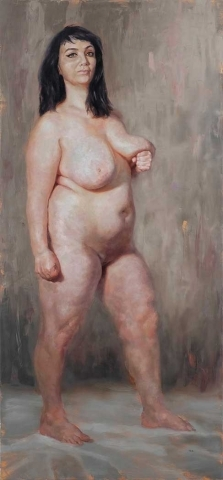 Creating a Sense of Mass and Volume when Painting the Figure in Oils