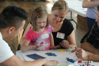 We are proud to host Artism - A Spectrum of Creativity:  Art classes for children & adults with Autism & special needs