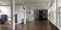 Our spacious & open workshop & gallery area is full of light.