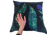 Fern Pillow I created