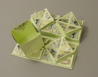 Chinese Folded Sewing Book