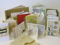 Five Book Structures and a Folded Paper Case