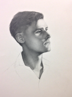 Graphite Portrait from Life