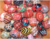 Discover the magic of pysanky
