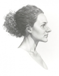Portrait Drawing in Classical Tradition