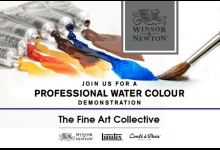 Professional Water Colour Demonstration