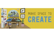 Make Space to Create this September