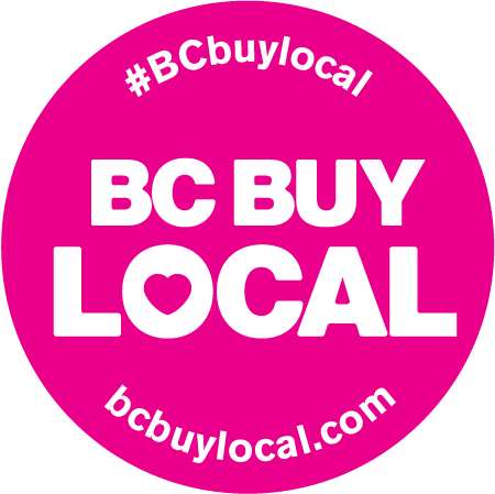 BC Buy Local Hashtag Button