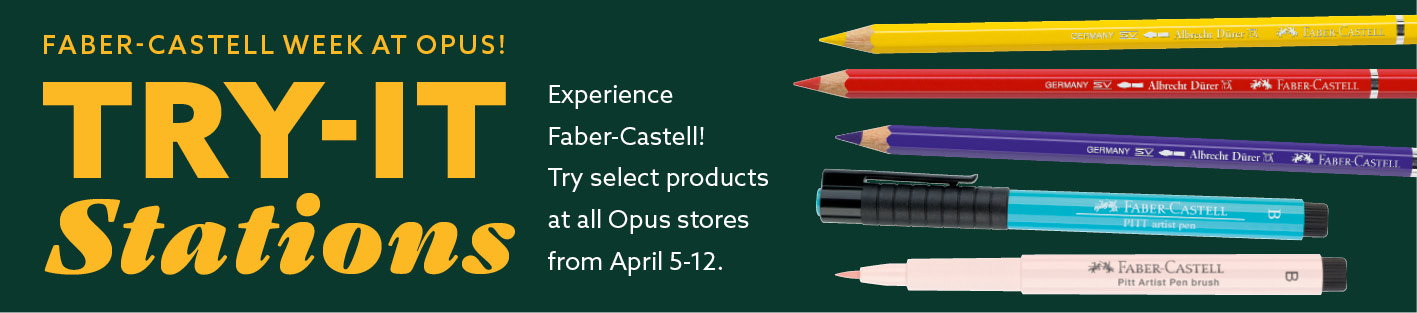 FABER-CASTELL WEEK APRIL 5–12