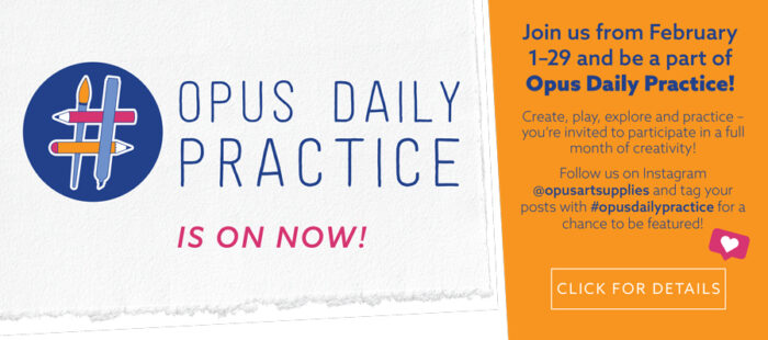 The Opus Daily Practice Challenge is on now.